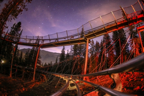 Photo of Rocky Mountain Coaster at Copper Mountain.