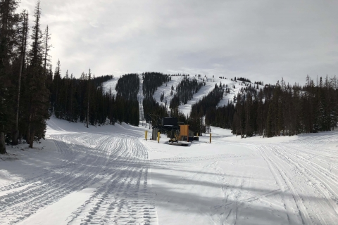 Opening Day at Monarch Mountain