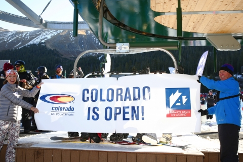 Colorado is Officially Open for the 2017-18 Winter Season