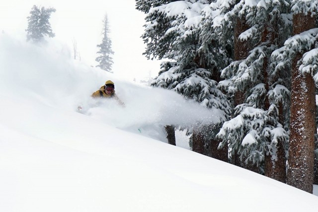 Photo: Brett Schreckengost courtesy of Telluride Ski Resort.
