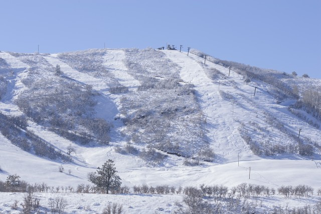 A view of Hesperus Ski Area. Photo by Scott DW Smith.