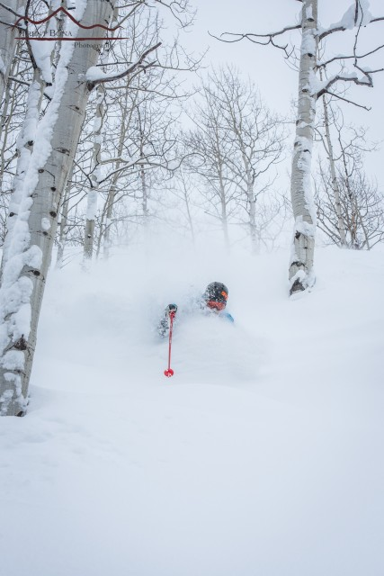 Photo by Trent Bona courtesy of Crested Butte Mountain Resort.