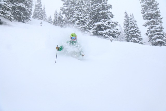 Photo courtesy of Crested Butte Mountain Resort.